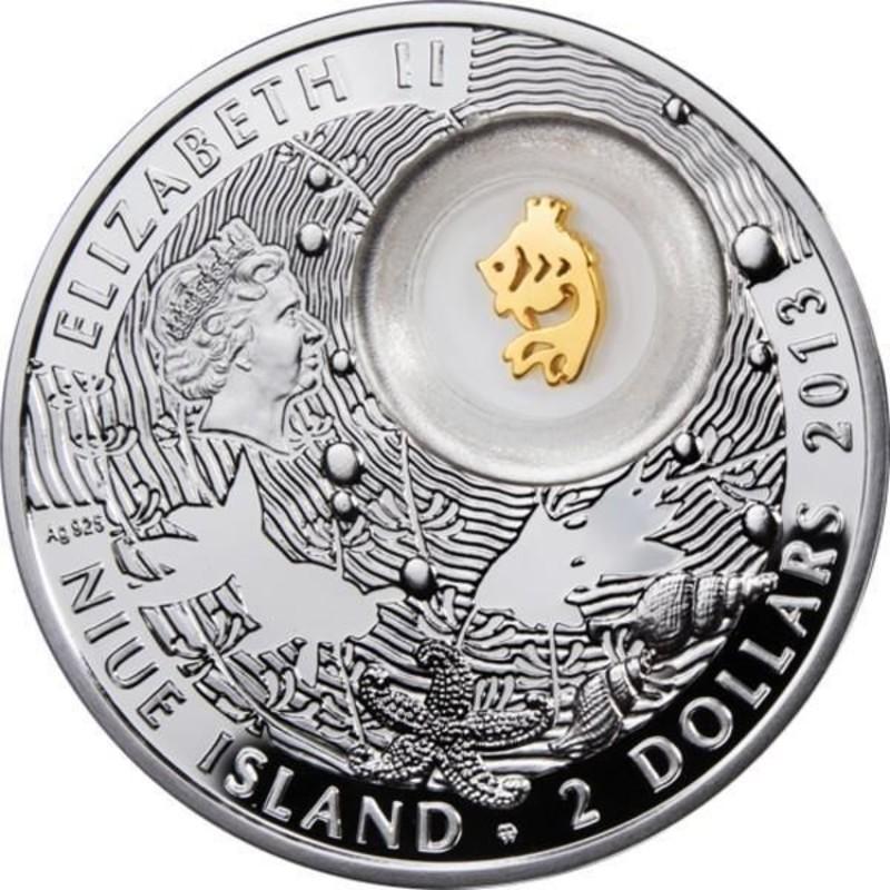 Серебряная монета 2 доллара ангел=хранитель купить в интернете знак вдв за заслуги