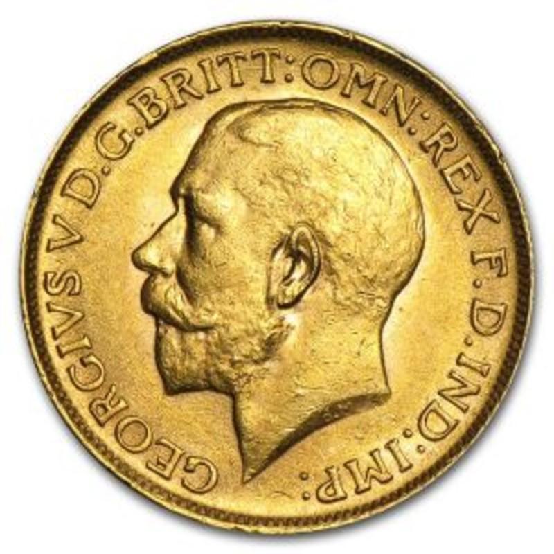 золотые монеты англии каталог